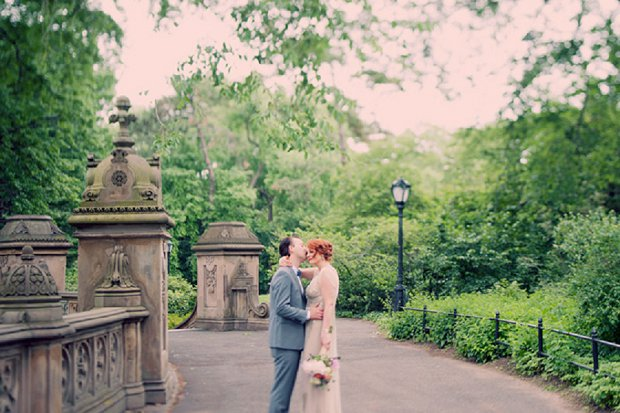 New York Elopement With Sparkly BHLDN Wedding Dress_0052
