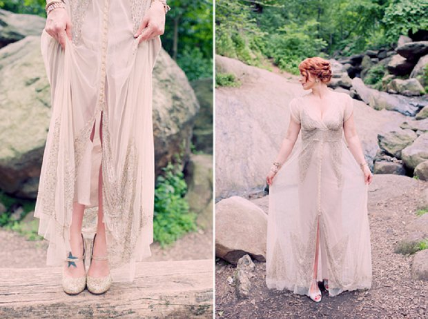 New York Elopement With Sparkly BHLDN Wedding Dress_0064
