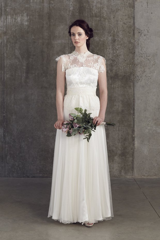 Wedding Dresses! Effortlessly Chic Bridal Separates Collection