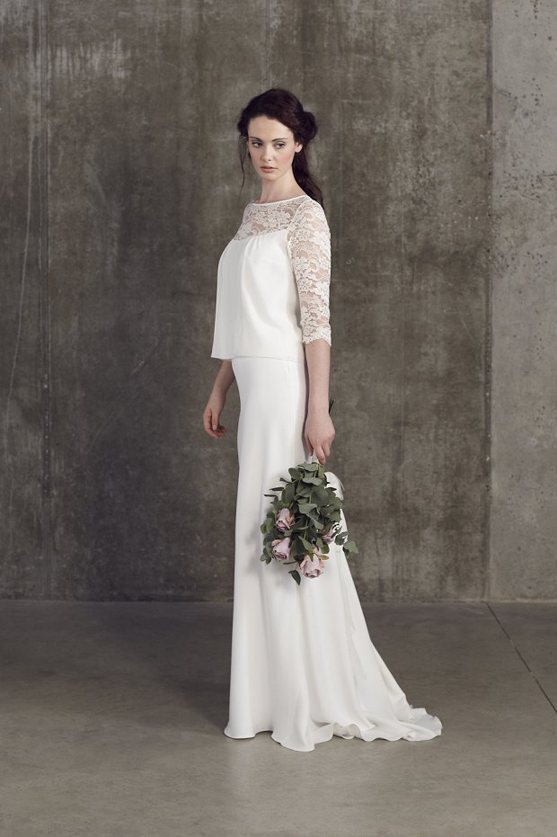 Effortlessly Chic Bridal Separates Collection by Sally Lacock
