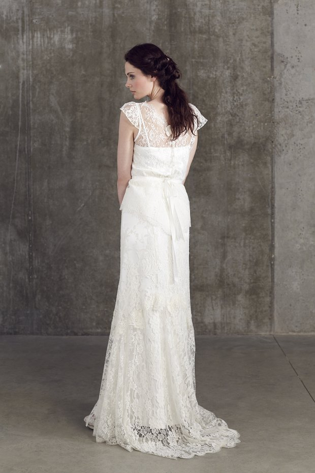 Wedding Dresses! Effortlessly Chic Bridal Separates Collection by Sally Lacock