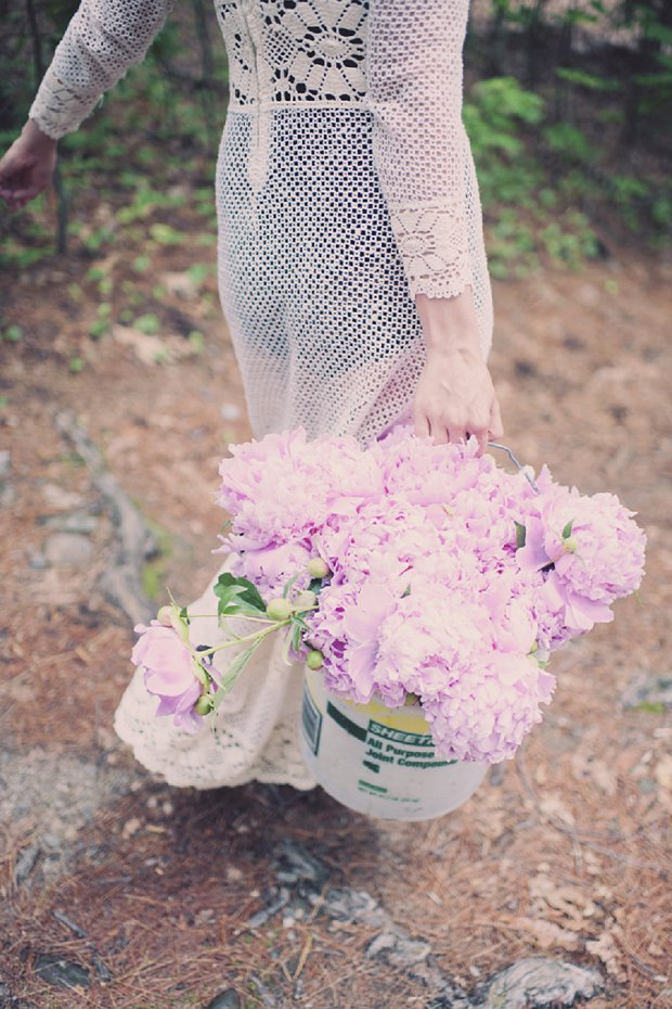 Summercamp Inspired Outdoor Wedding With a Vintage 1950s Wedding Dress_0063 - Copy