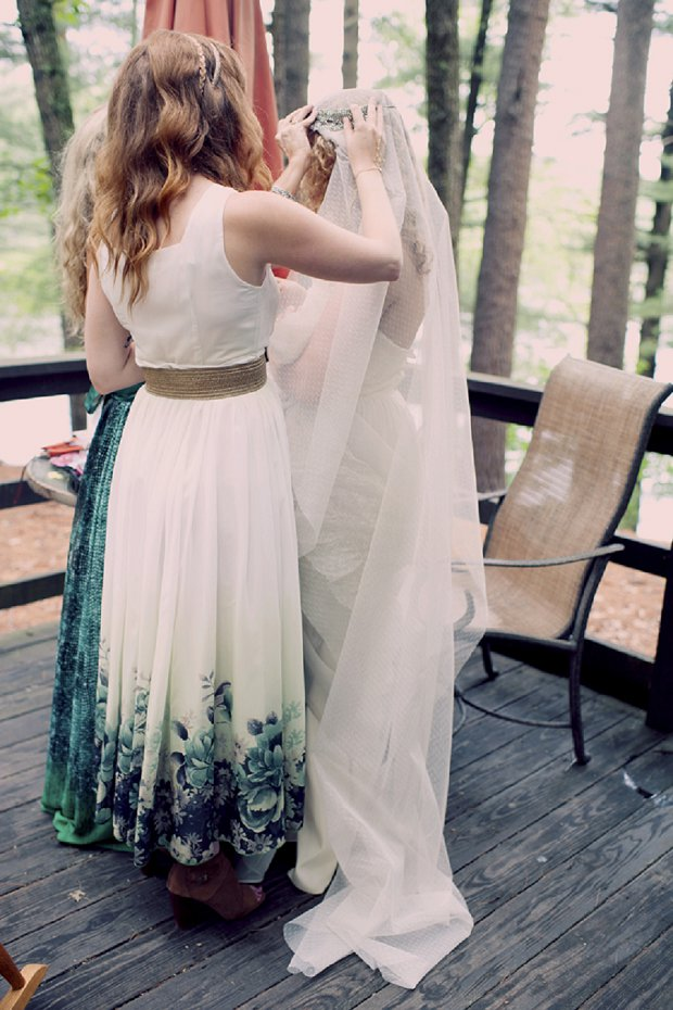 Summercamp Inspired Outdoor Wedding With a Vintage 1950s Wedding Dress_0075 - Copy