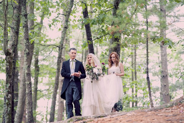 Summercamp Inspired Outdoor Wedding With a Vintage 1950s Wedding Dress_0084 - Copy