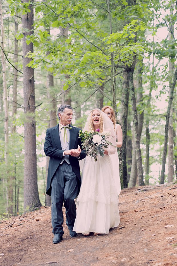 Summercamp Inspired Outdoor Wedding With a Vintage 1950s Wedding Dress_0086 - Copy