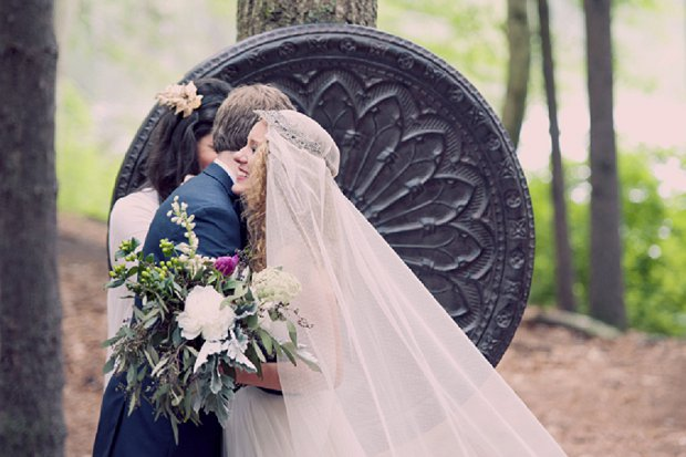 Summercamp Inspired Outdoor Wedding With a Vintage 1950s Wedding Dress_0088 - Copy
