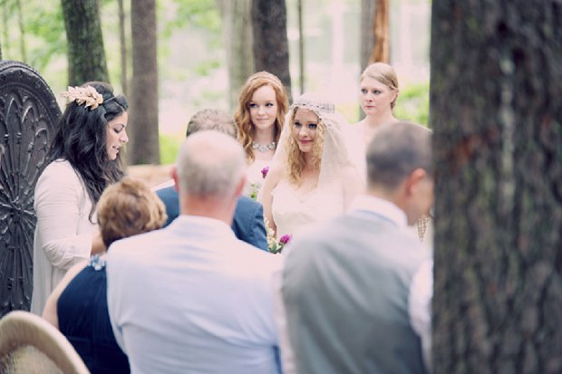 Summercamp Inspired Outdoor Wedding With a Vintage 1950s Wedding Dress_0090 - Copy