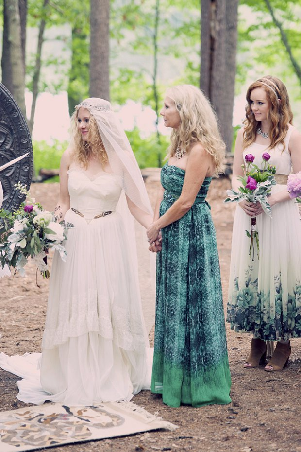 Summercamp Inspired Outdoor Wedding With a Vintage 1950s Wedding Dress_0092 - Copy