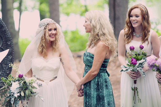Summercamp Inspired Outdoor Wedding With a Vintage 1950s Wedding Dress_0094 - Copy