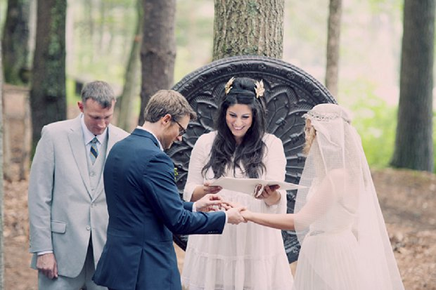 Summercamp Inspired Outdoor Wedding With a Vintage 1950s Wedding Dress_0099 - Copy
