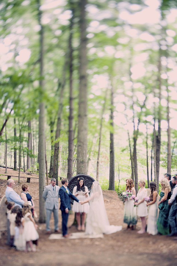 Summercamp Inspired Outdoor Wedding With a Vintage 1950s Wedding Dress_0101 - Copy