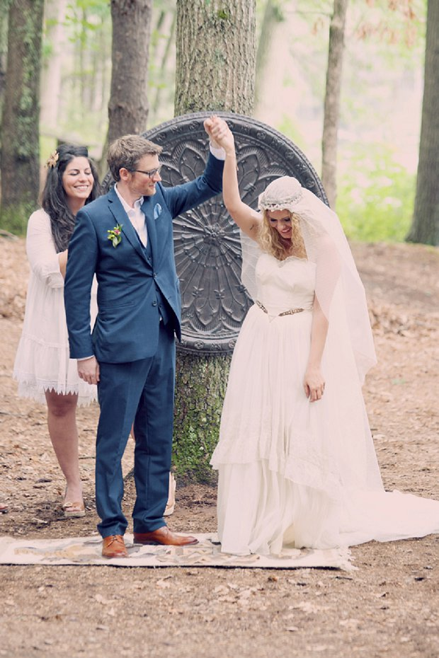 Summercamp Inspired Outdoor Wedding With a Vintage 1950s Wedding Dress_0103 - Copy