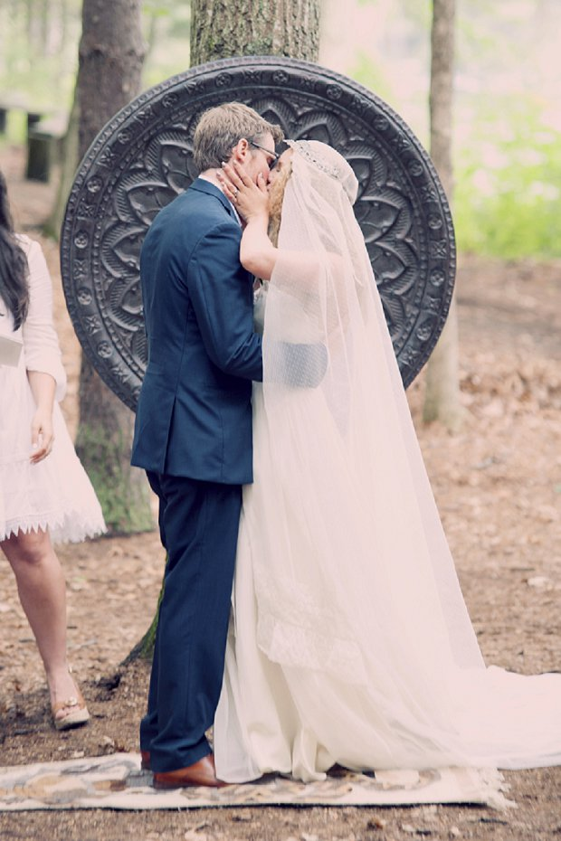 Summercamp Inspired Outdoor Wedding With a Vintage 1950s Wedding Dress_0104 - Copy