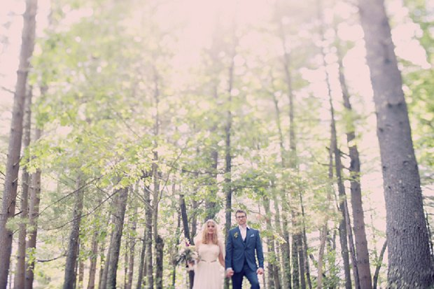 Summercamp Inspired Outdoor Wedding With a Vintage 1950s Wedding Dress_0107 - Copy