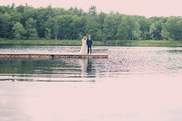 Summercamp Inspired Outdoor Wedding With a Vintage 1950s Wedding Dress_0109 - Copy
