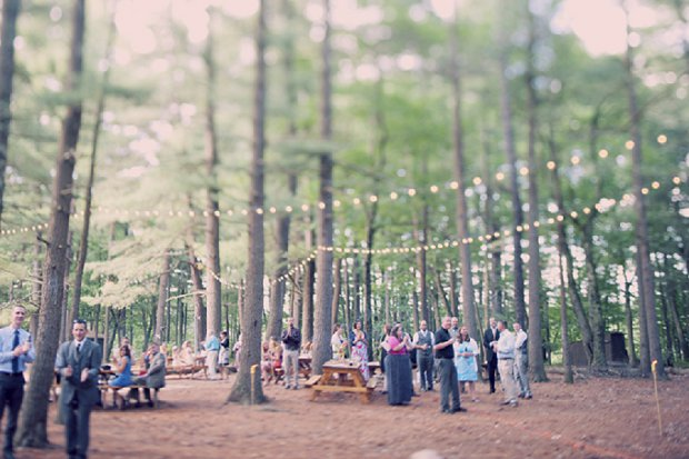 Summercamp Inspired Outdoor Wedding With a Vintage 1950s Wedding Dress_0118 - Copy