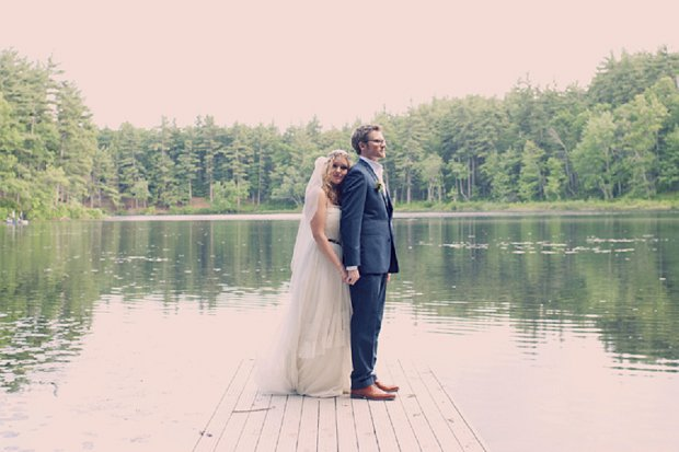 Summercamp Inspired Outdoor Wedding With a Vintage 1950s Wedding Dress_0120 - Copy