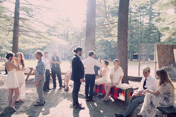 Summercamp Inspired Outdoor Wedding With a Vintage 1950s Wedding Dress_0137 - Copy