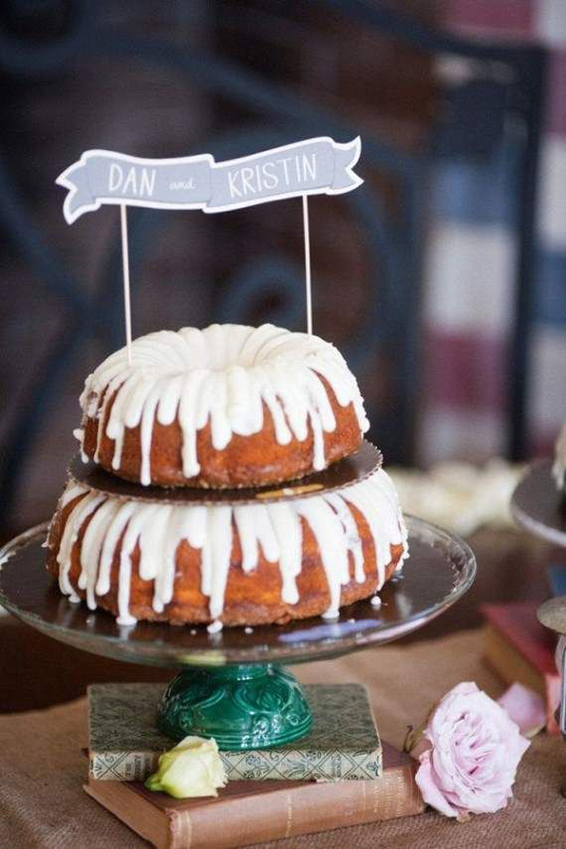 How To Make Nothing Bundt Cakes Icing