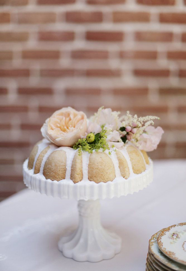 Wedding Cake Trends | For The Love of Bundt + Wedding Bundt Cake Recipe!