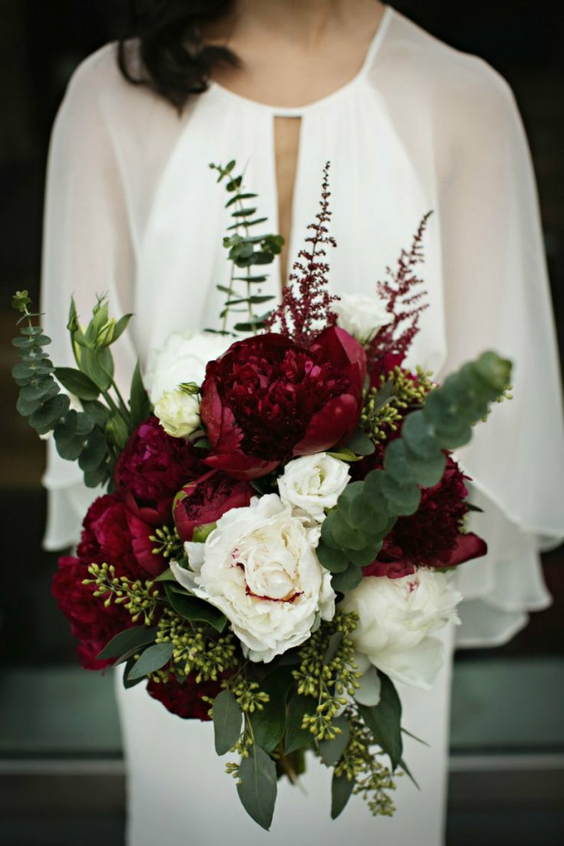 Latin Romance | Garnet Wedding Inspiration & Ideas