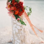 Nude, Red & Blush Wedding Inspiration: Colour Ideas