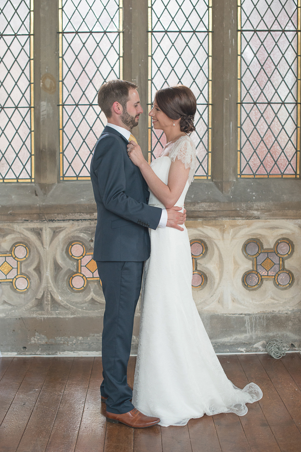 Bright & Colourful Wedding in Grade II Listed Building, The Monastery: Katie & Matt