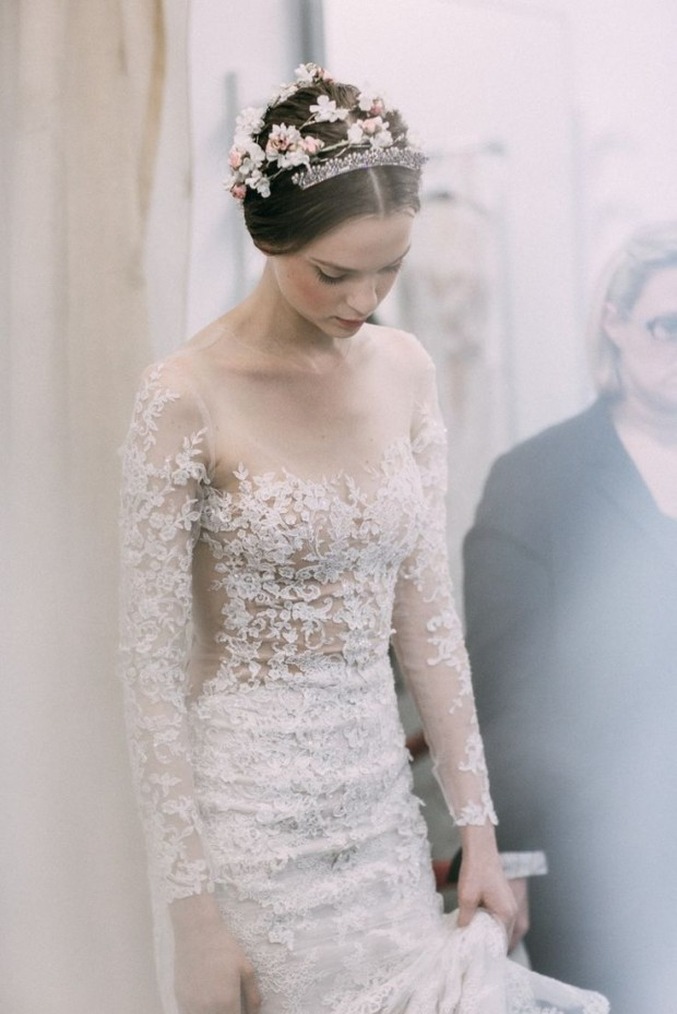 Top Wedding Dress Trends For 2015