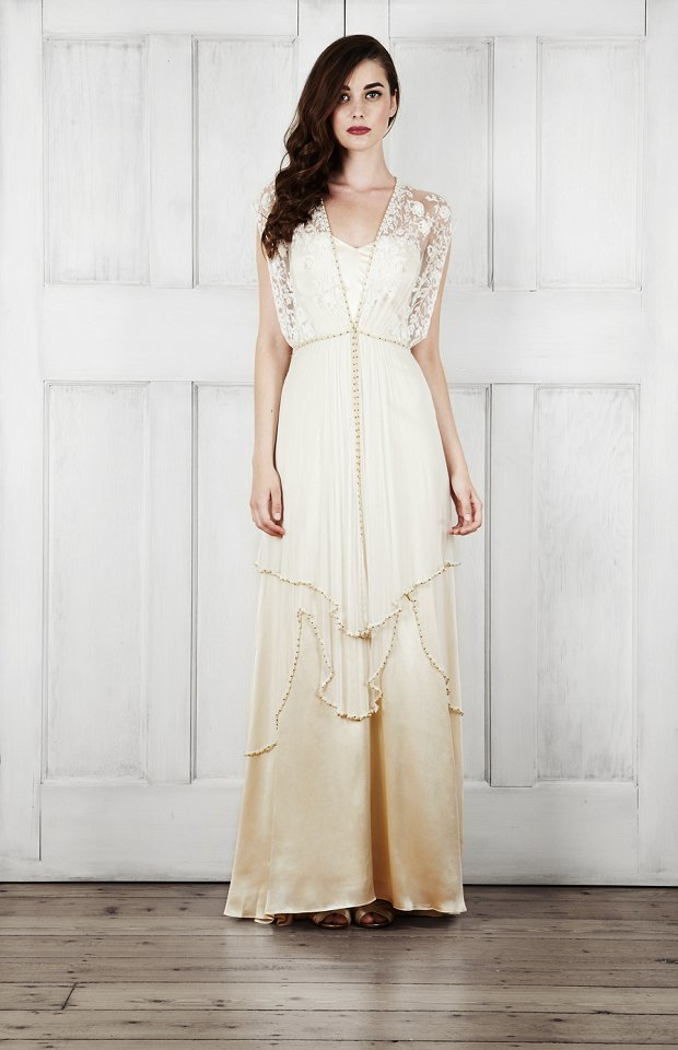 Catherine Deane Bridal 2015 Wedding Dresses For Modern Brides Looking For a Touch of Romantic Nostalgia_0038