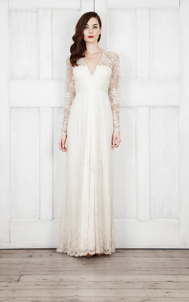 Catherine Deane Bridal 2015 Wedding Dresses For Modern Brides Looking For a Touch of Romantic Nostalgia_0041