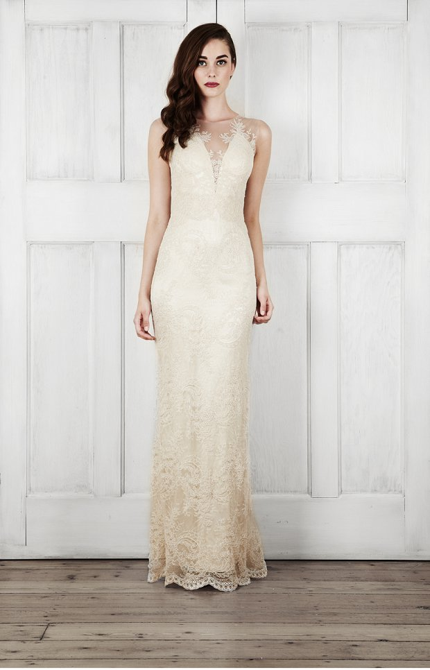 Catherine Deane Bridal 2015 Wedding Dresses For Modern Brides Looking For a Touch of Romantic Nostalgia_0051
