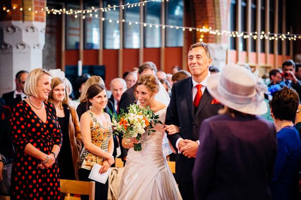 Jennifer TristanA Super Fun, 'London' Inspired Real Wedding: Jen & Tris