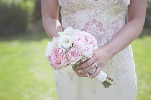 Romantic Boho Wedding With A Beautiful Claire Pettibone Wedding Dress