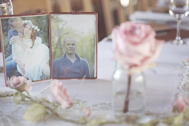 Romantic Boho Wedding With A Beautiful Claire Pettibone Wedding Dress