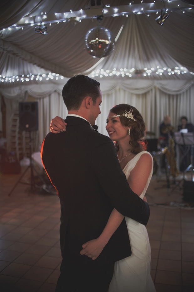 1920s Prohibition Style Safari Wedding - First Dance