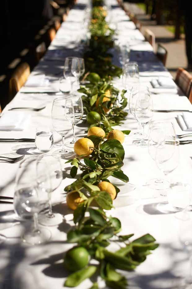 26 Ridiculously Pretty Seriously Creative Wedding Table Runners Ideas You Re So Gonna Want