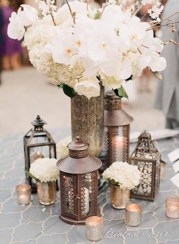 Moroccan Boho Chic Wedding Inspiration Ideas