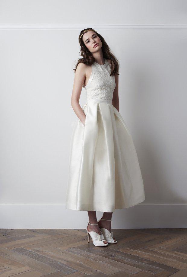 1950.8.Arlette (short)_Wedding Dresses 2015 Charlie Brear Iconic Decades