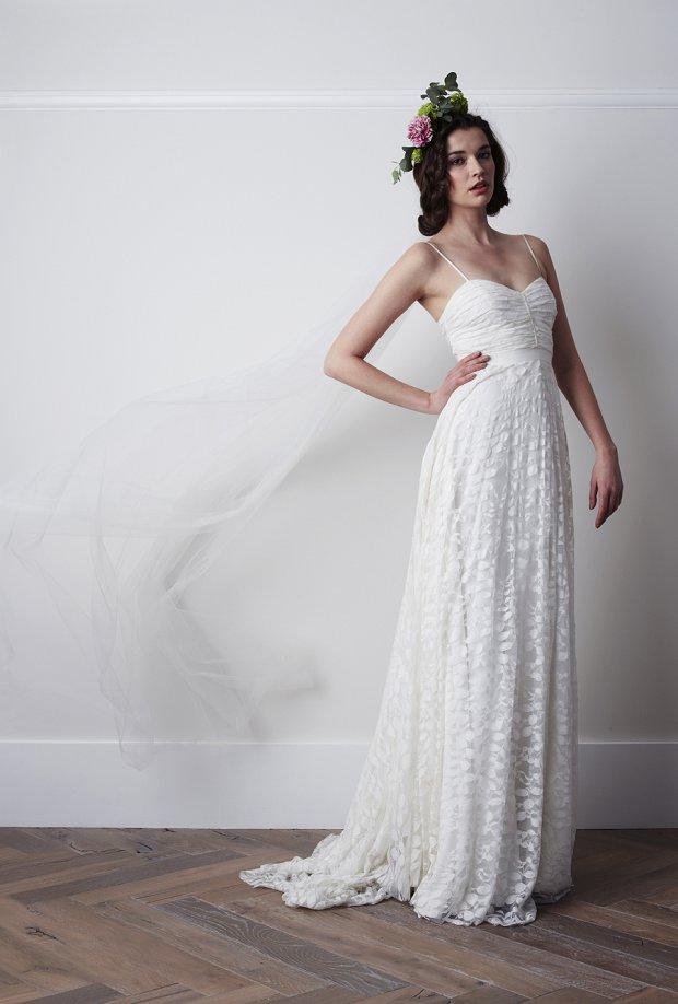 1970.1.Pelerine_Wedding Dresses 2015 Charlie Brear Iconic Decades