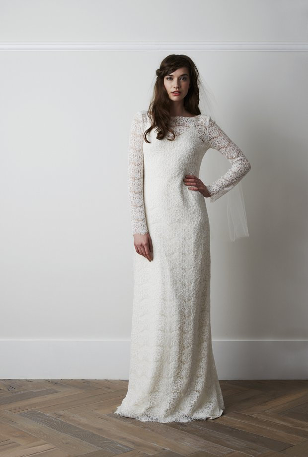 1970.5.Neru (long)_Wedding Dresses 2015 Charlie Brear Iconic Decades