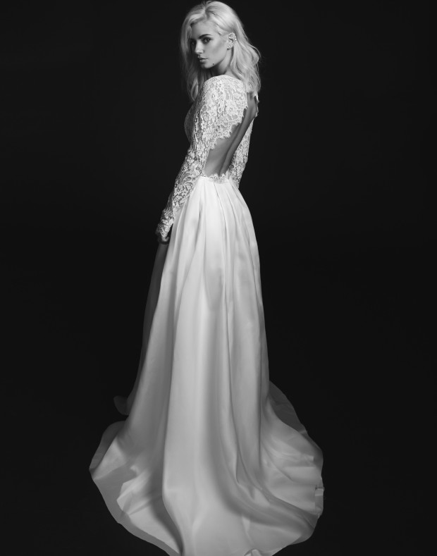 French Designer Wedding Dresses: Rime Arodaky 2015