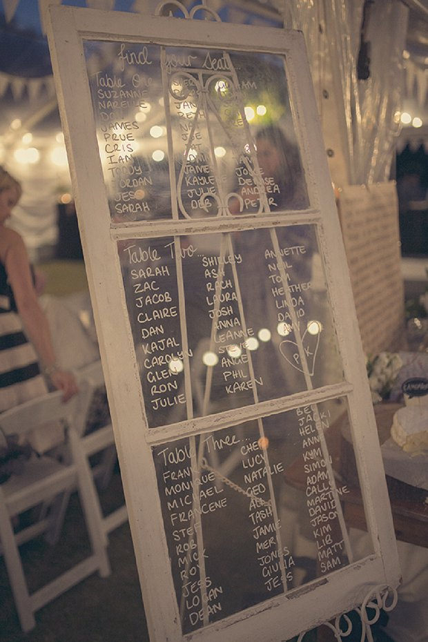 An Old School Romantic DIY Wedding With Vintage Touches: Kate & Pete