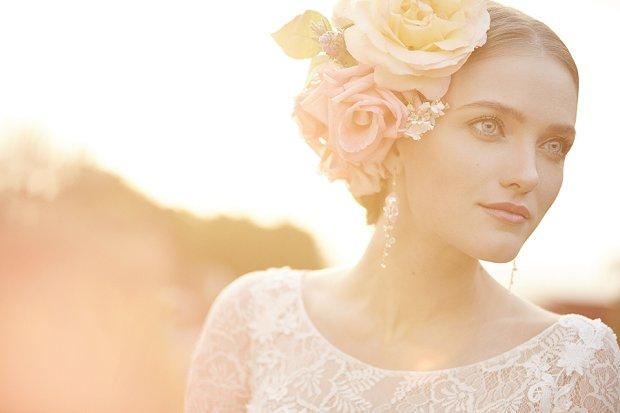 B H L D N Wedding Dresses Spring 2015: The Painted Garden