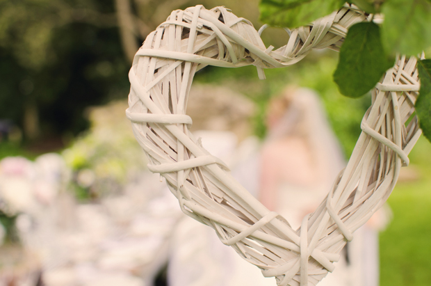Black & White Stripes With Contrasting Floral Theme Real Weddng (53)