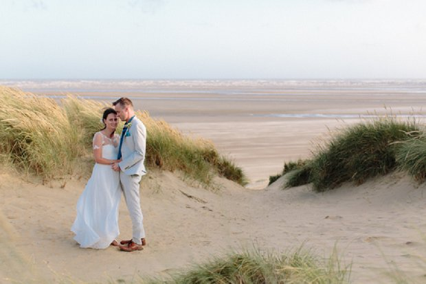 Camber Sands Beach Inspired Real Wedding_0051