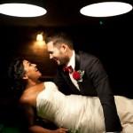 Red, Gold & Orange Bangladeshi Scottish Fusion Wedding: Will & Miri