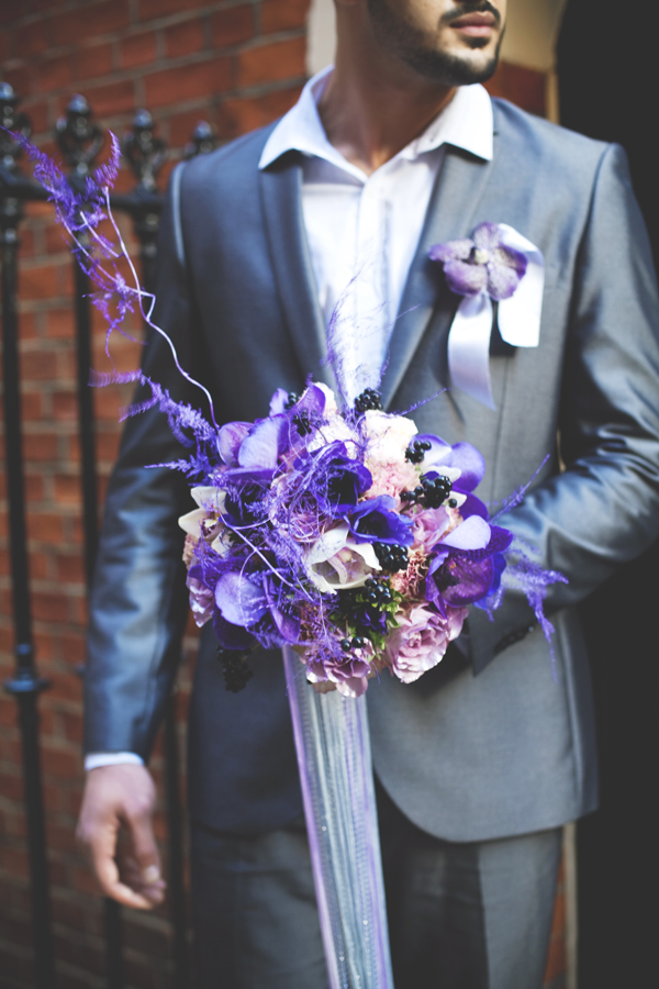 Velvet Orchid Styled Wedding Shoot (22)