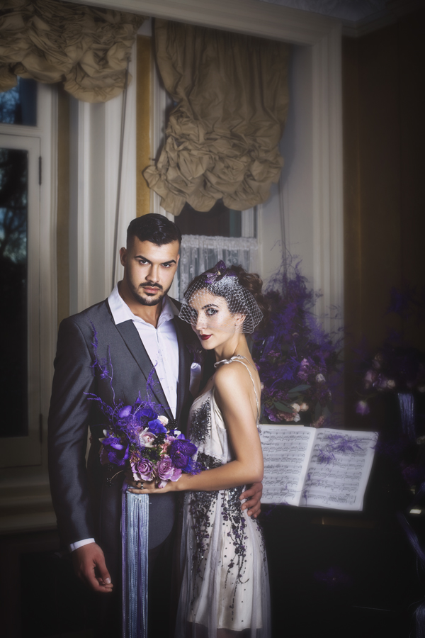 Velvet Orchid Styled Wedding Shoot (8)