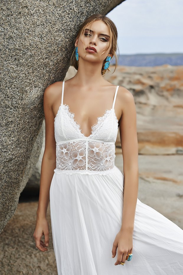 Unique Lace Wedding Dresses : Wedding dresses for the unique bride grace loves lace golden hour