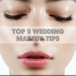 Top 5 wedding makeup tips (the pros don't want you to know!)